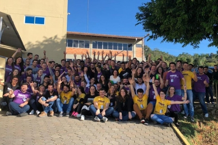 Os vencedores do Startup Weekend Rio do Sul