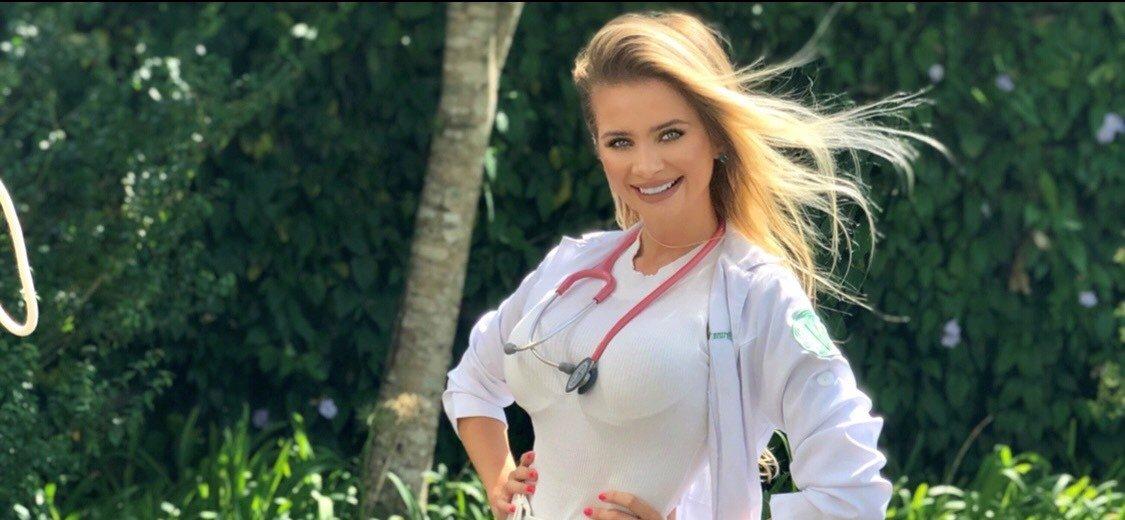 Bruna Warmling: a paixão pelos animais traçou o destino da médica veterinária