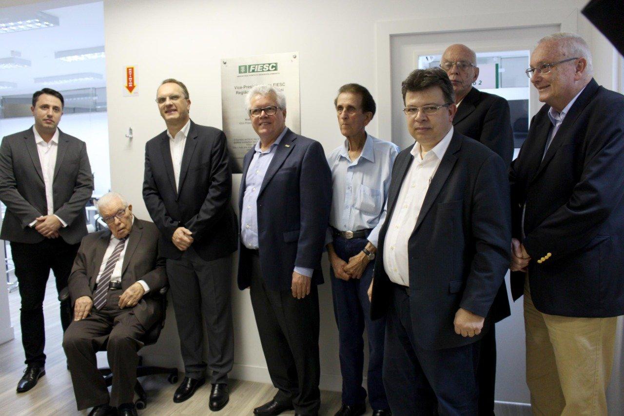 Novo ambiente da FIESC Alto Vale moderniza atendimento das indústrias