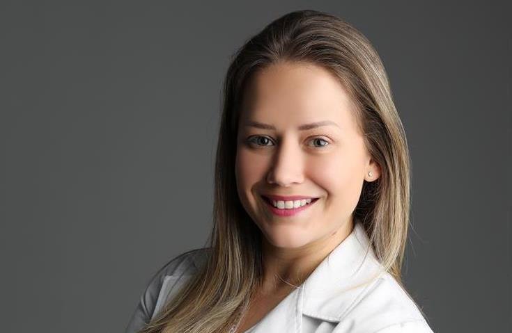 Bruna Carolina França Kuhnen: empresária, mãe e atleta. Ituporanguense comanda equipe em uma clínica de fisioterapia