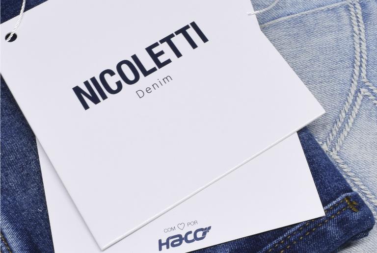 Nicoletti inaugura showroom no Denim City SP com a parceria especial da Haco