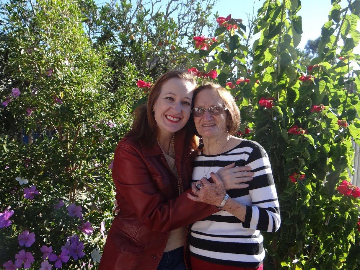 As flores, o amor e a minha mãe