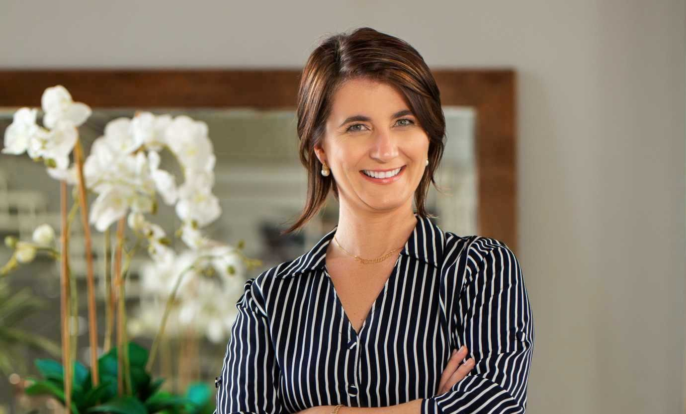 Greice Patrícia Schaade Philippi: com espírito empreendedor, a jovem se destaca em diversas áreas que atua