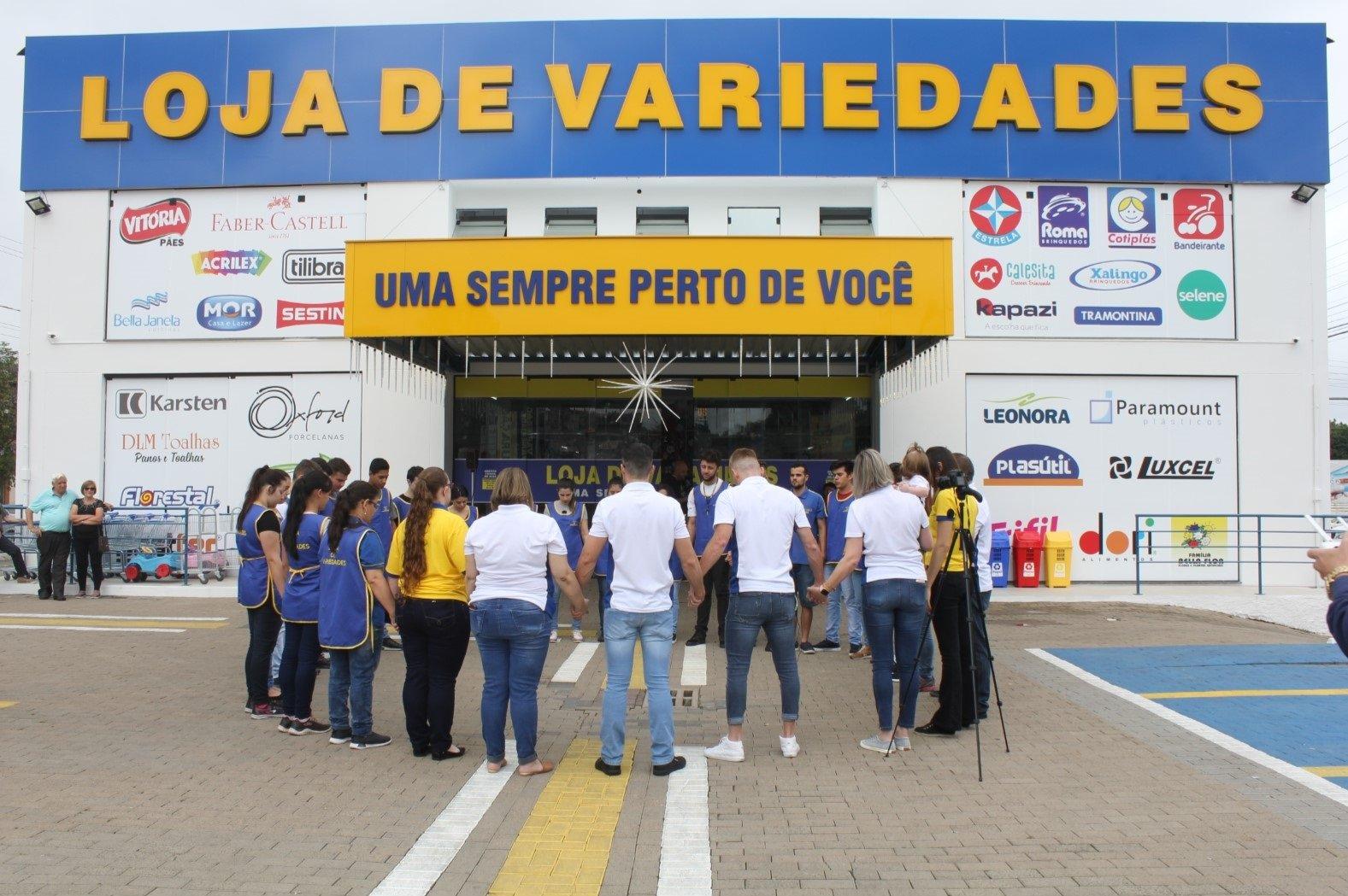 Loja de Variedades inaugura nova unidade em Rio do Sul