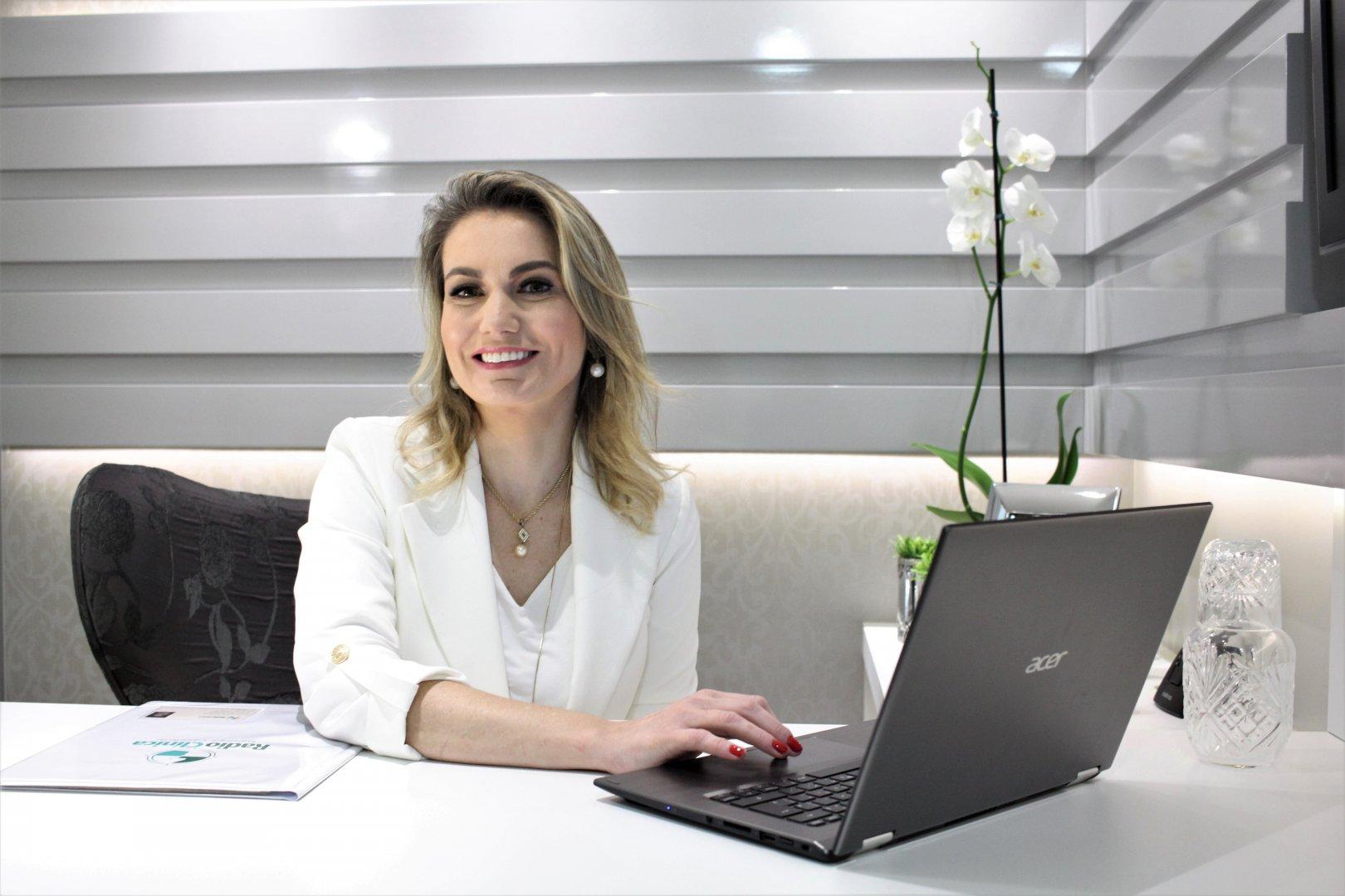 Fernanda Rubia Borges Fagoti: dentista planeja cada detalhe em busca do seu melhor sorriso!