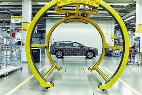 BMW Group antecipa detalhes exclusivos sobre a produção do iNEXT