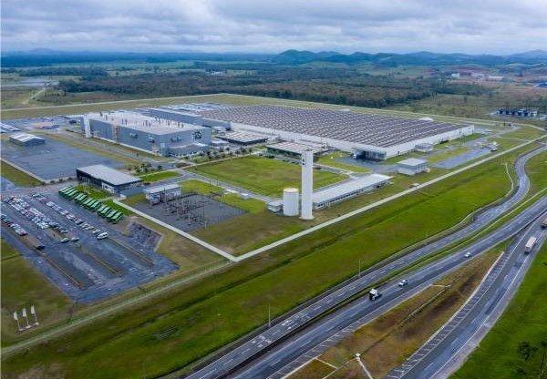 BMW Group do Brasil aumenta produção de sua fábrica em Araquari (SC) em 2021