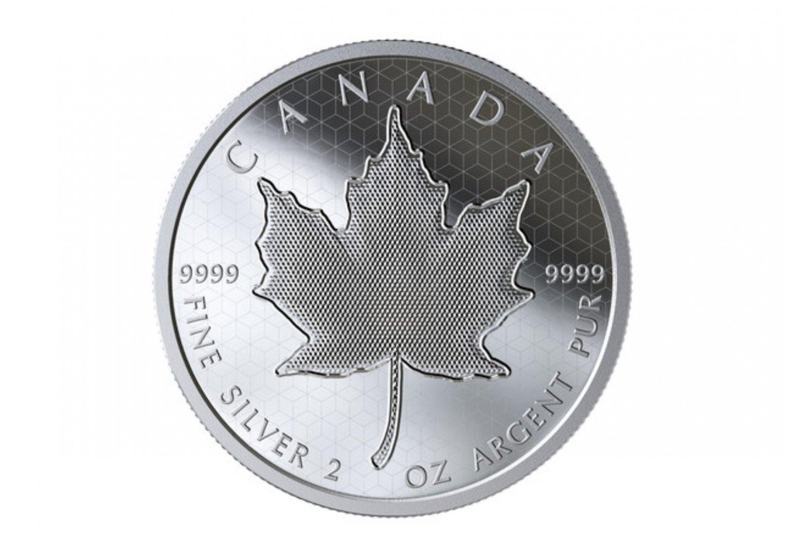 A primeira moeda de folha de bordo pulsante do mundo