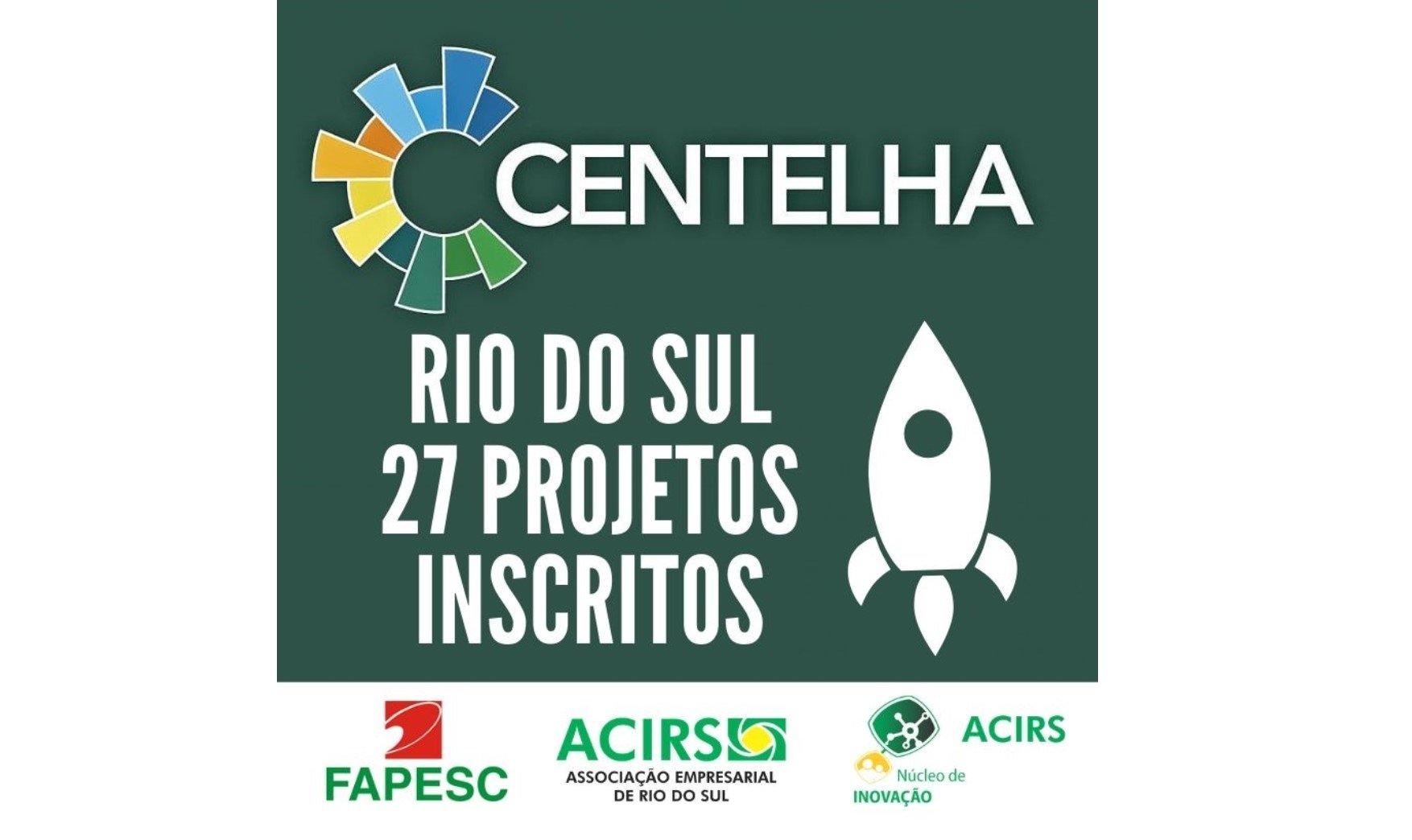 Rio do Sul tem 27 projetos inscritos em programa que estimula a criação de empreendimentos inovadores