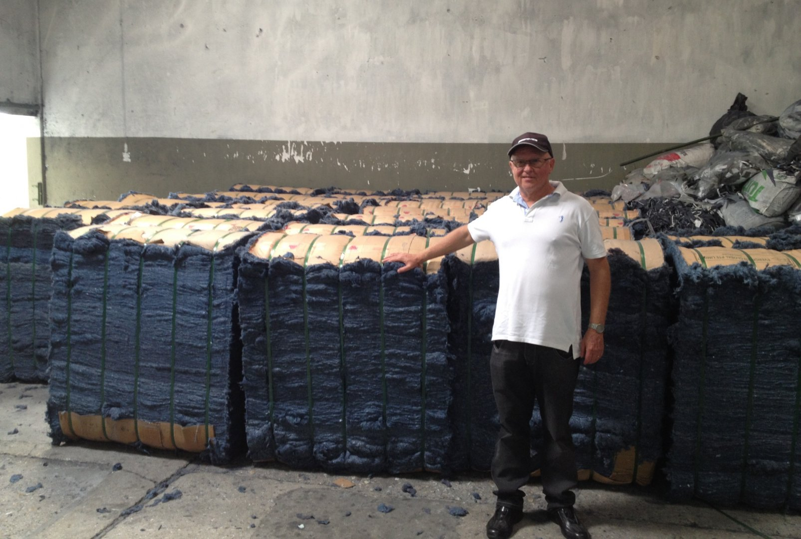 Confecções do Alto Vale deram destino correto a nove mil toneladas de resíduos