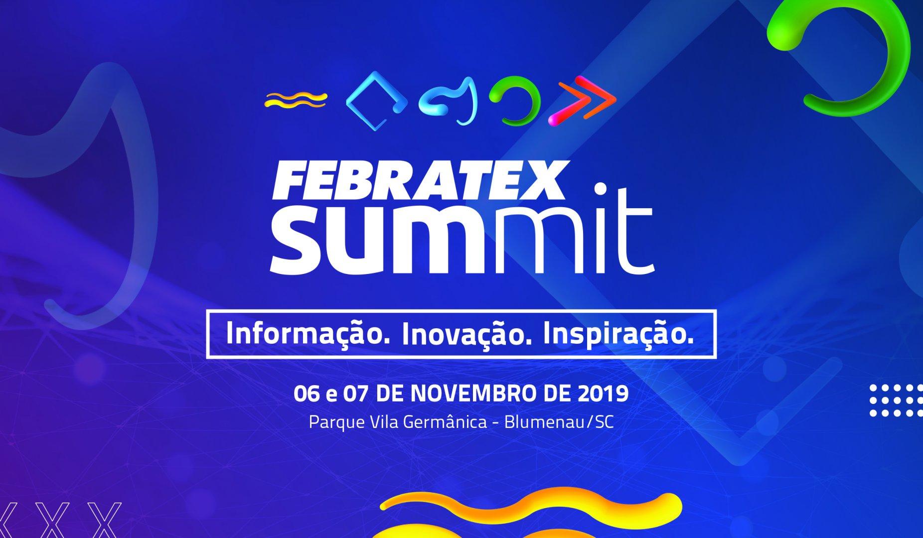 Febratex Summit levará inspiração e alta performance para setor têxtil brasileiro