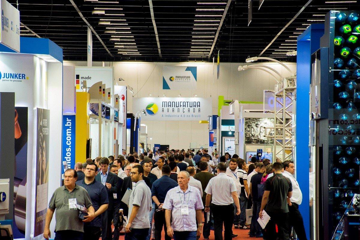 Evento do fortalecimento da indústria, FEIMEC 2020 tem 95% de comercialização e crescimento de 20%