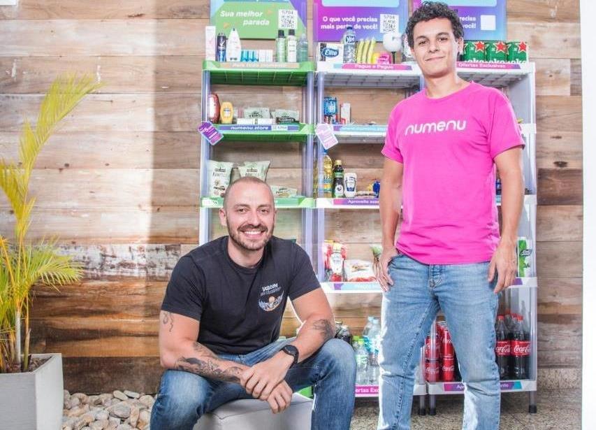 Numenu inova com lojas de conveniência em condomínios