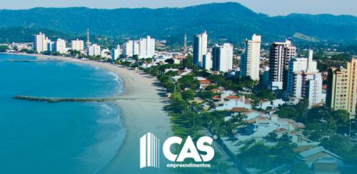 Com três novos lançamentos, CAS Empreendimentos segue sua longa trajetória agora também em Balneário Piçarras
