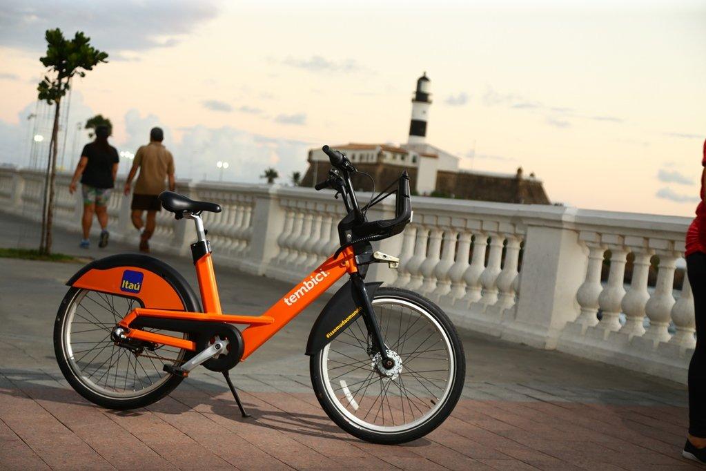 Tembici anuncia compromisso de implementar pelo menos 10 mil bicicletas no sistema até o fim de 2022