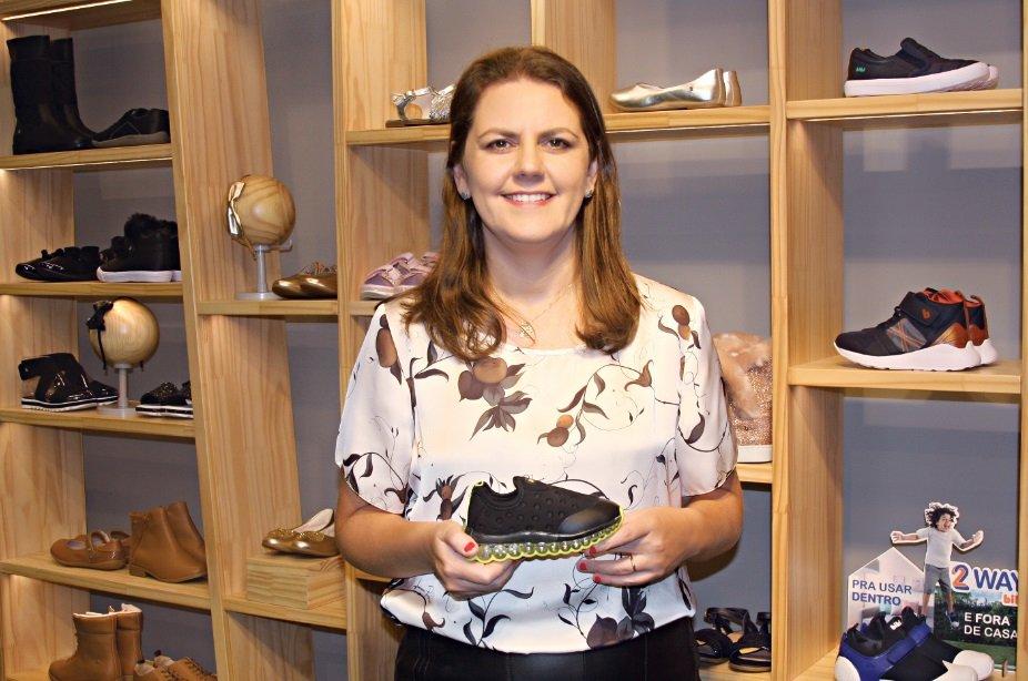 Poder Feminino no Franchising: Andrea Kohlrausch é presidente da Calçados Bibi