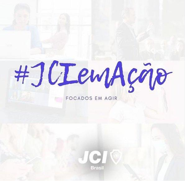 JCI Brasil lança campanha para mostrar boas práticas locais durante a pandemia