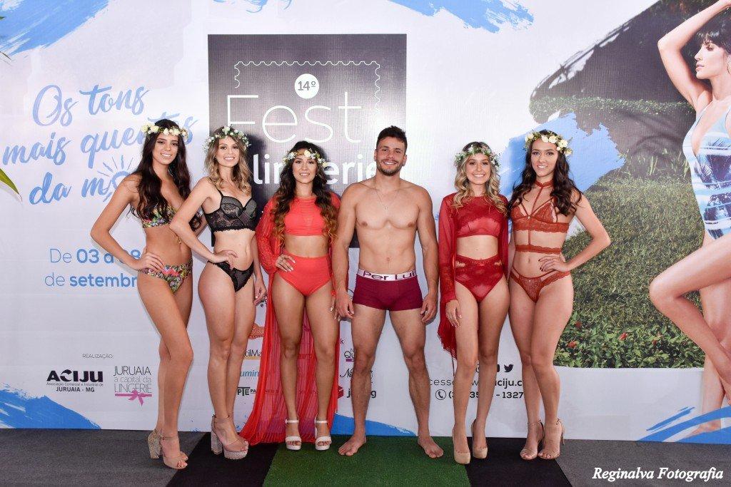 Juruaia – Capital da lingerie apresenta coleções Primavera/Verão de moda íntima, praia, fitness e pijamas durante o Festlingerie