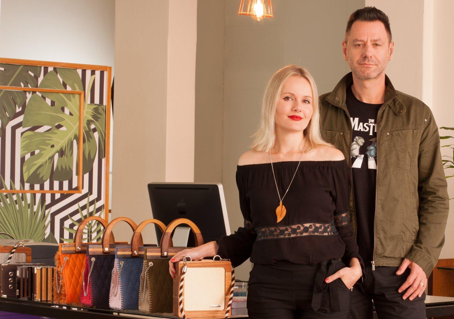 Ket Luzz, design autoral, alto padrão e baixo impacto ambiental na produção de bolsas e acessórios