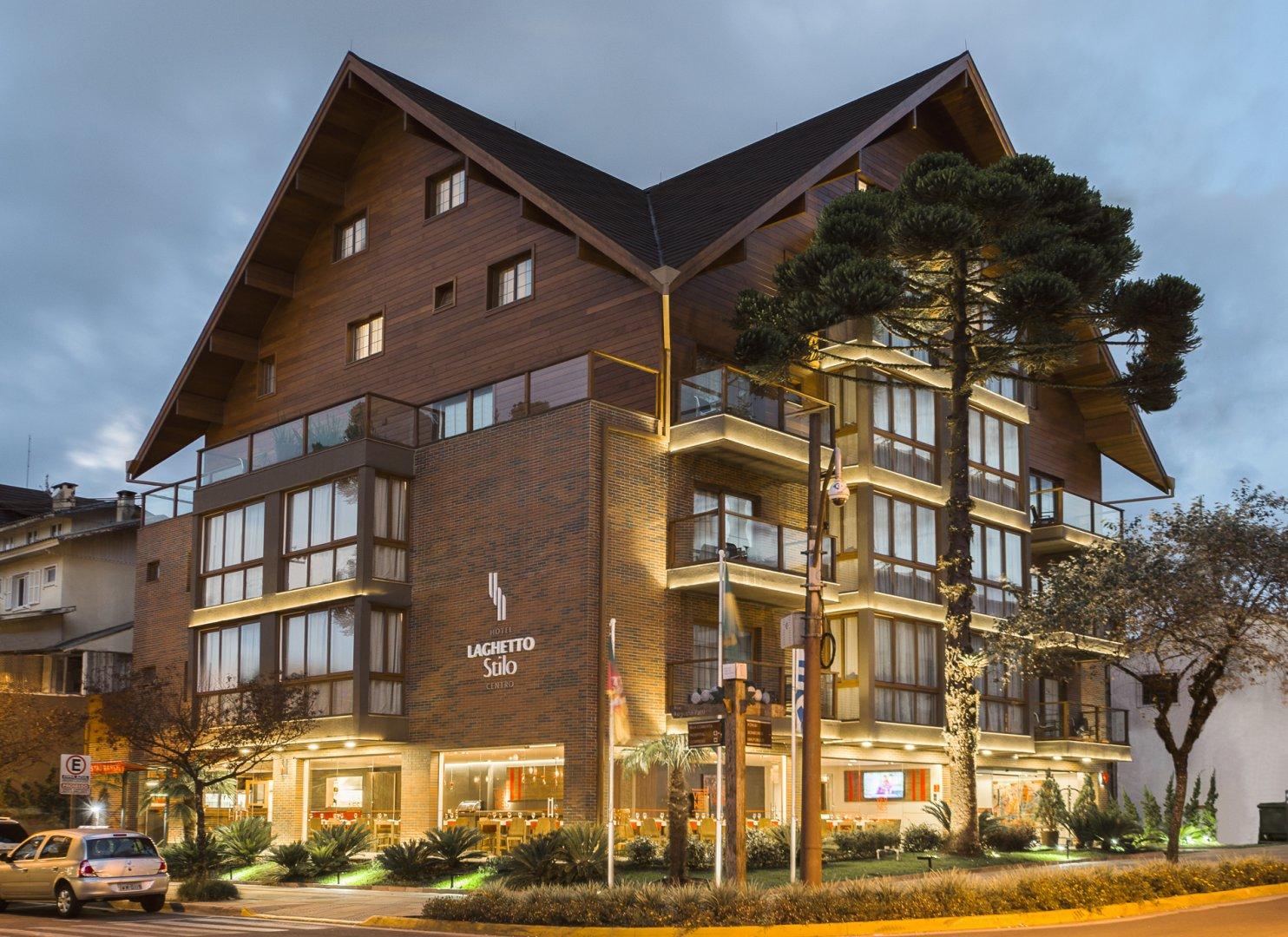 Rede Laghetto reabre seu quarto hotel em Gramado