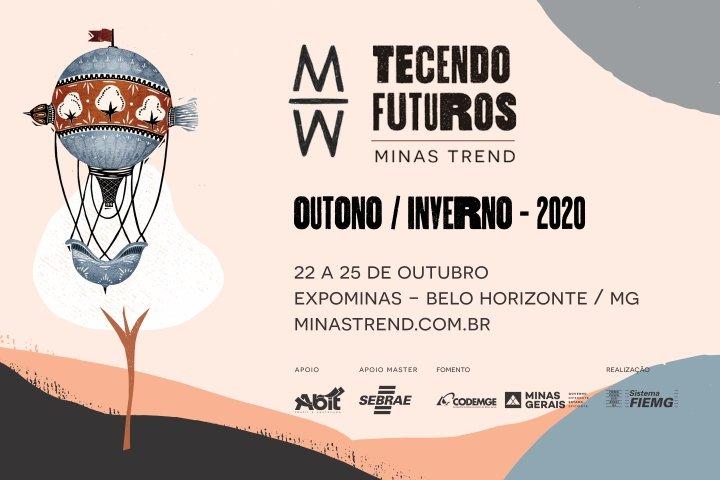 Ouseuse expõe no Minas Trend 2019