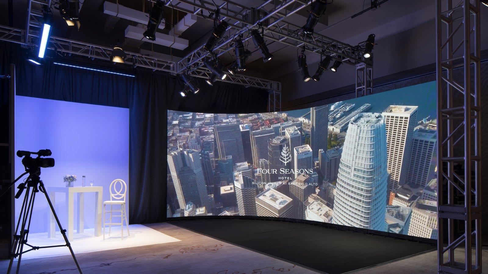 Reuniões e eventos em uma era virtual: Marca de hotel de luxo promove conexões de qualquer lugar do mundo com reuniões híbridas