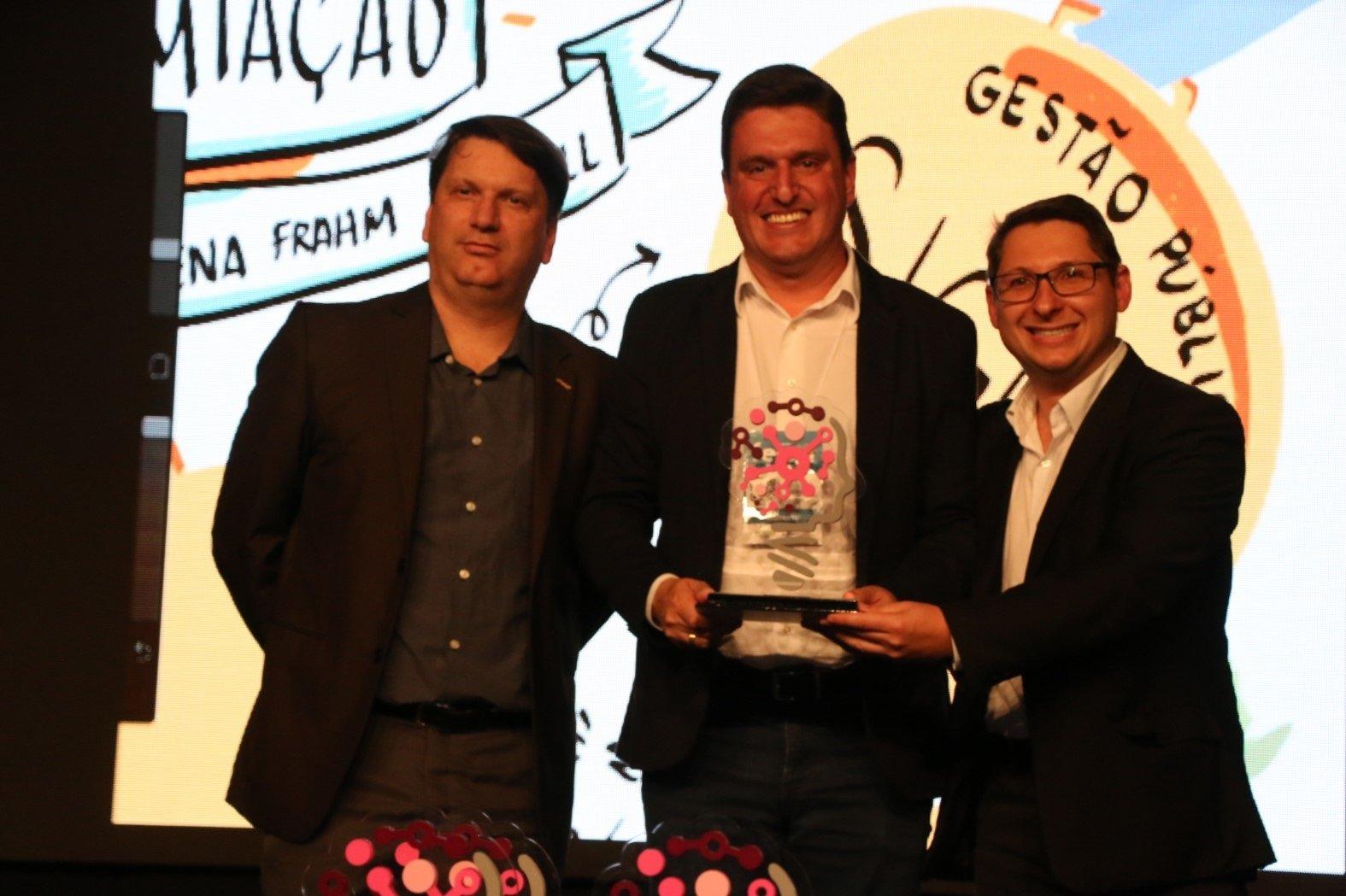 Portal de Gerenciamento de Projetos vence prêmio de Inovação da Acirs
