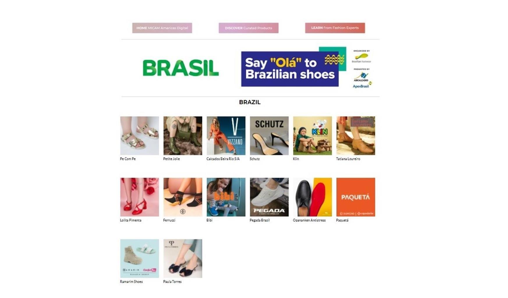Micam Americas gera US$ 1,1 milhão para marcas brasileiras