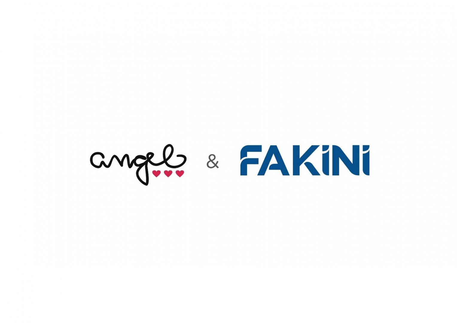 Angel e Fakini: união de grandes histórias