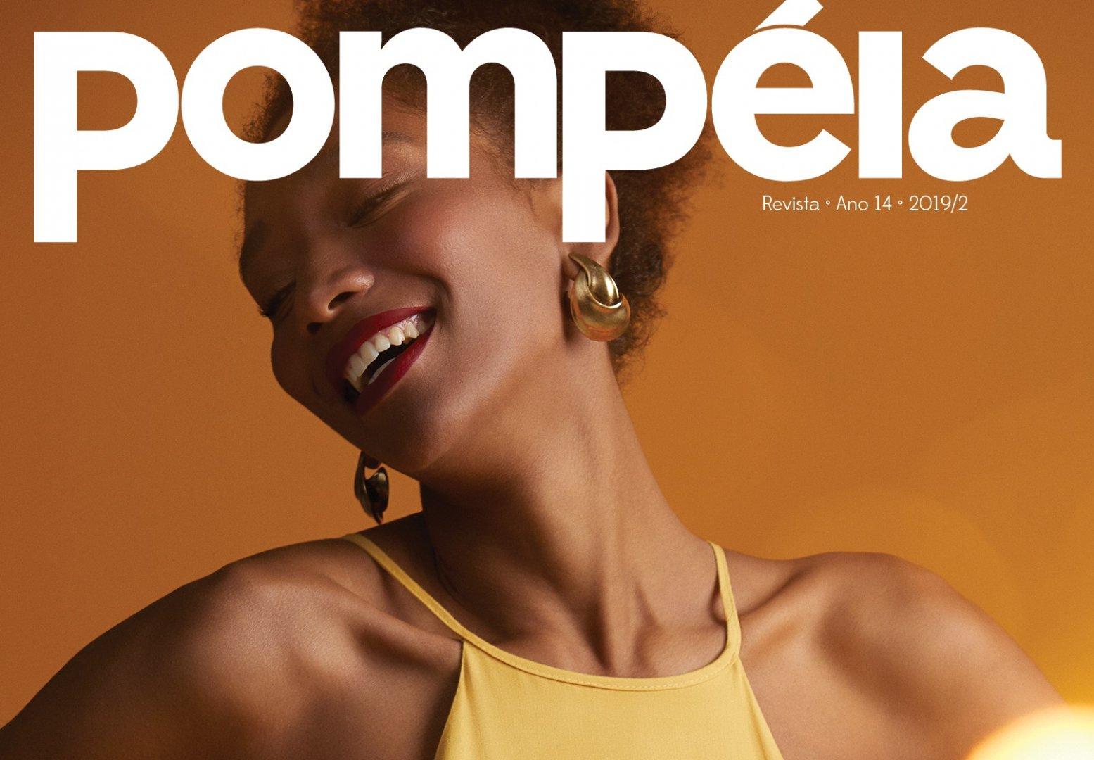 Pompéia traz o Astral para nova edição da revista