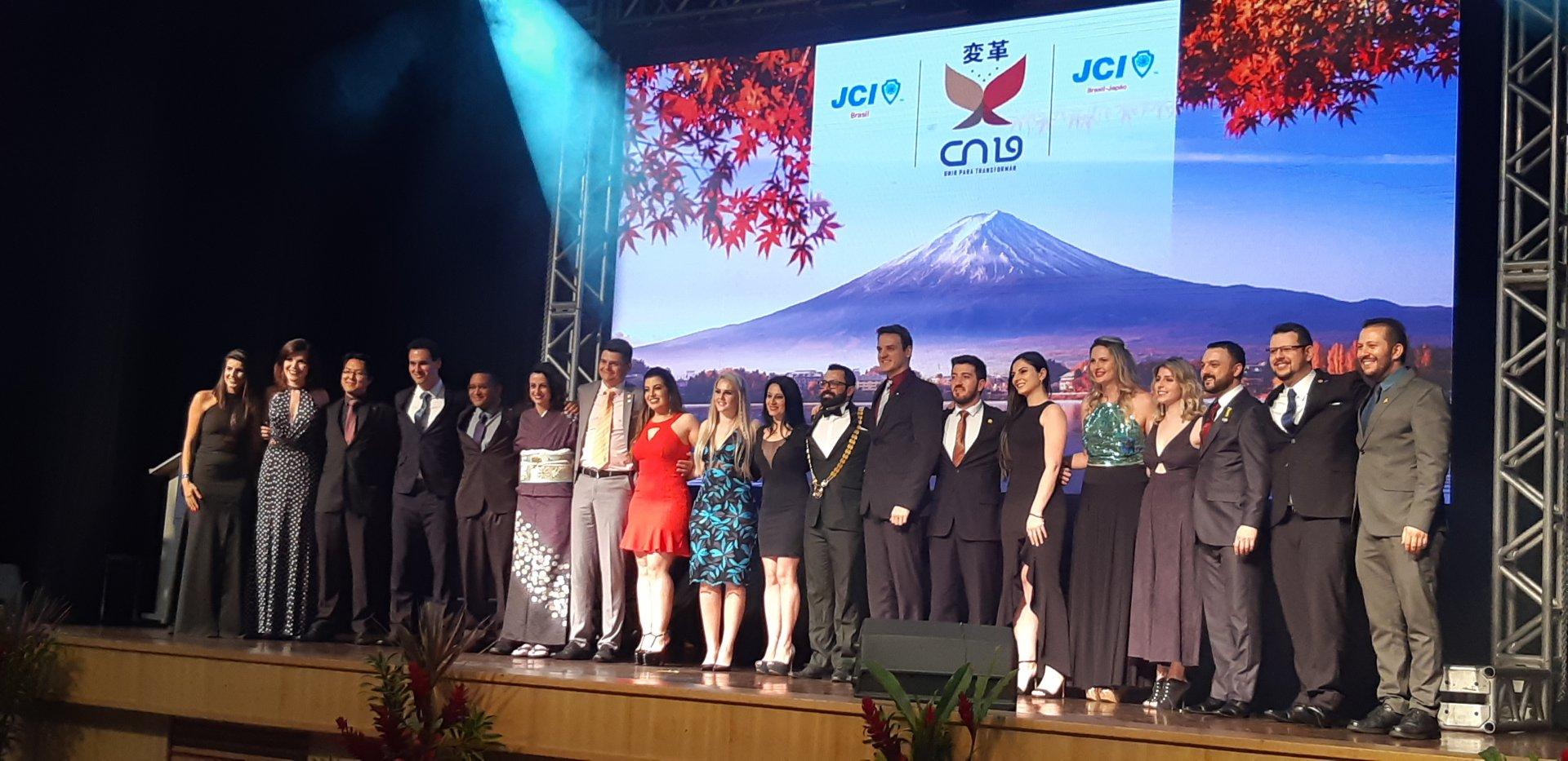Rio-sulense é eleito presidente nacional da JCI