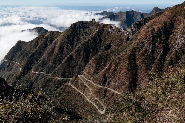 Mirante da Serra do Rio do Rastro recebe sete interessados na elaboração de estudos para complexo turístico