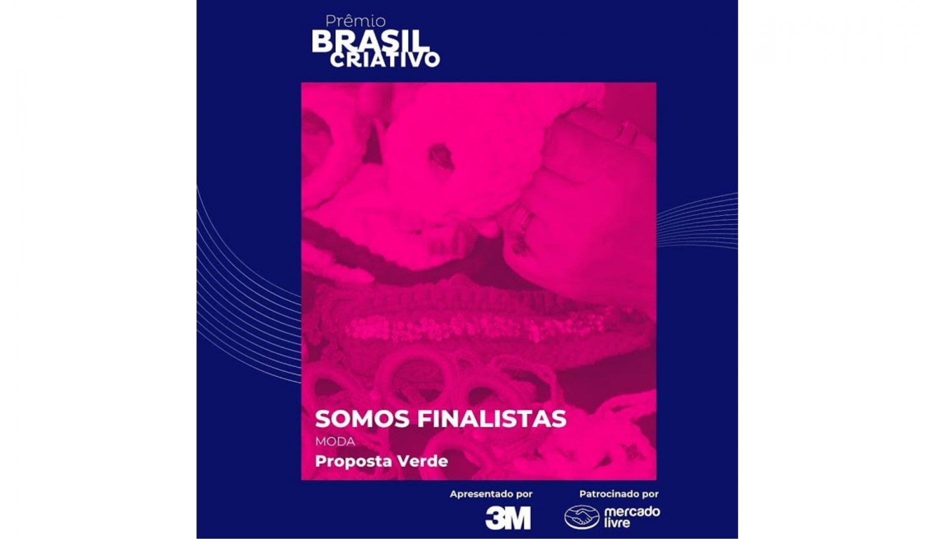 Empresa rio-sulense Proposta Verde, é finalista do Prêmio Brasil Criativo